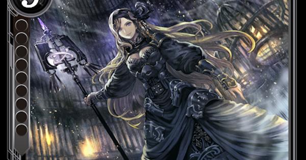 黒衣の魔導士のカード情報と評価