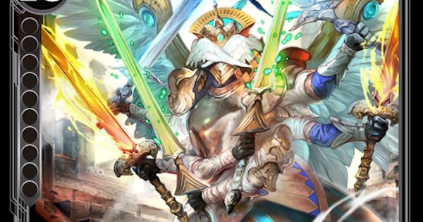 六神剣の剣豪のカード情報と評価