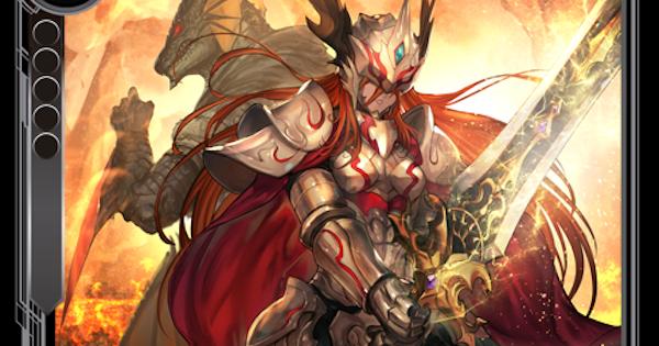 「閃光の剣士」アメリアのカード情報と評価