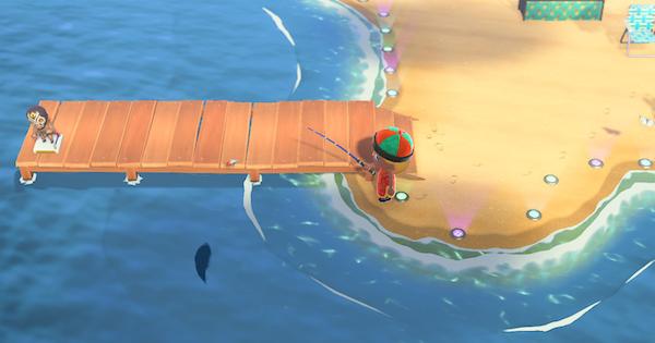 あつ 森 魚釣り 方