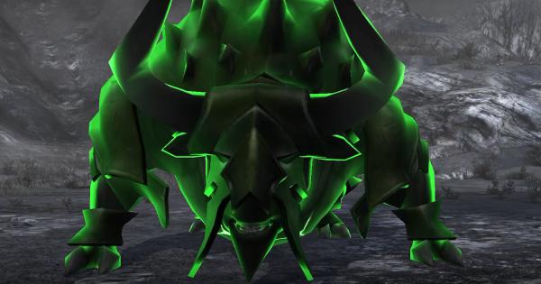狂霊獣-ドスグロスゴルカ(樹)攻略|狂霊獣討伐戦