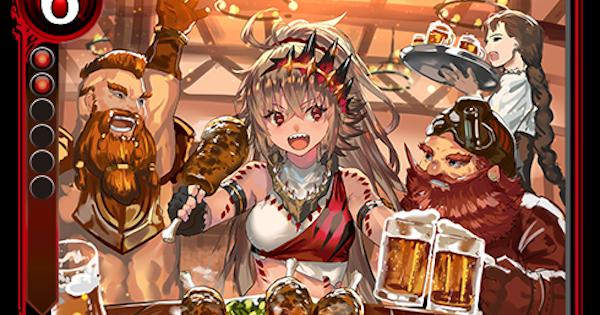 「秘法の竜姫」ダイアナのカード情報と評価