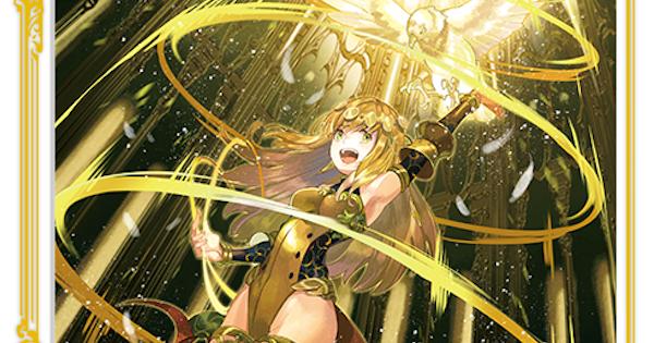 「黄金の魔術師」オリアナのカード情報と評価