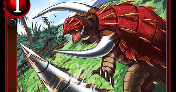 アンキラーザウルスのカード情報と評価