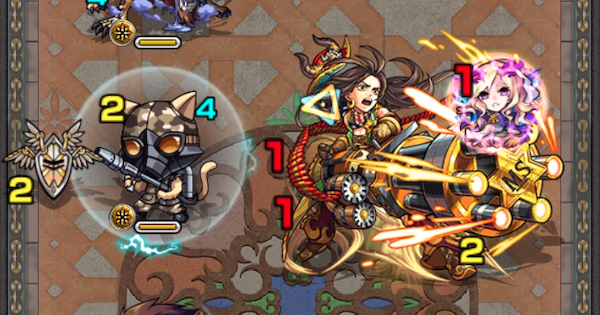 裏覇者の塔南【21階/光】攻略と適正キャラランキング
