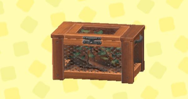 アリがたいムシかごの値段(売値)と入手方法