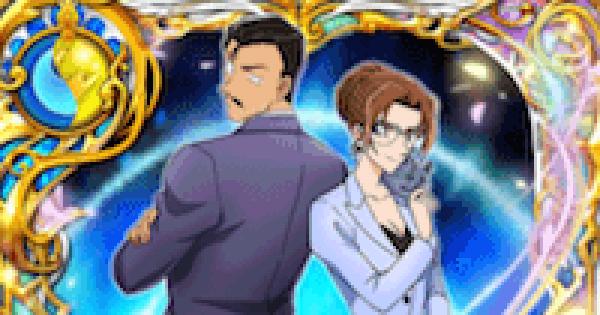 小五郎&英理(名探偵コナンコラボ)の評価