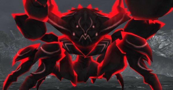 狂霊獣-ユデキャラディヌス(火)攻略 狂霊獣討伐戦