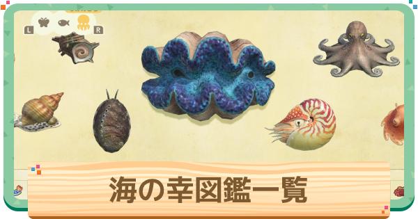 海の幸図鑑