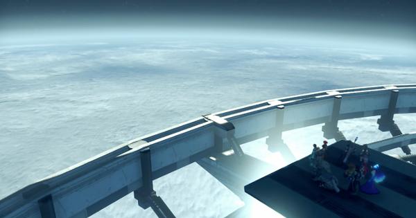 第一低軌道ステーションのマップ
