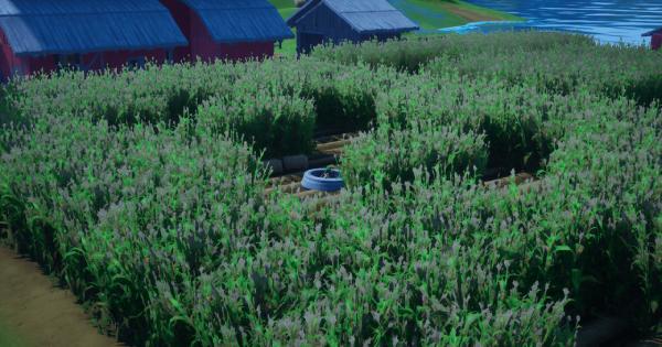 フレンジー・ファームのトウモロコシ畑内からダメージを与える