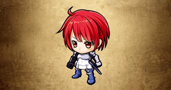 剣姫アイズの鎧の性能と入手方法