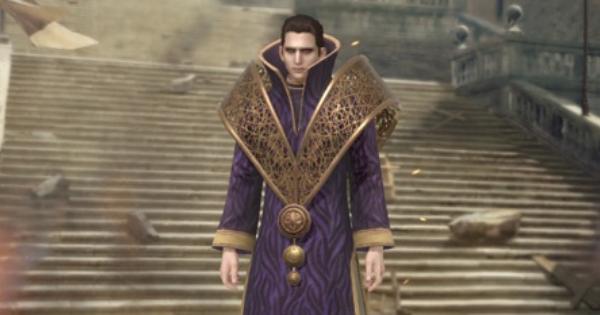 不死の黒魔導師クラフリスの装備とおすすめのスキル