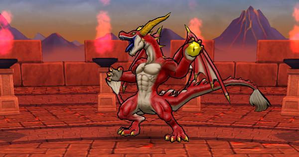 ドラゴンガイア(レベル30)攻略|弱点と周回おすすめレベル