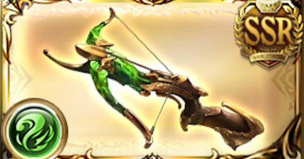 『橄欖の弩』の評価/最終解放後の性能|新四象武器