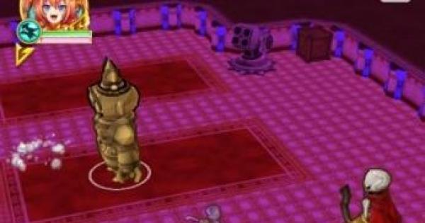 きょうだいのきずなスキルタイプ縛り 呪縛の神殿攻略方法