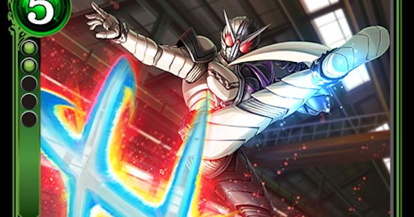 仮面ライダーW ファングジョーカーのカード情報と評価