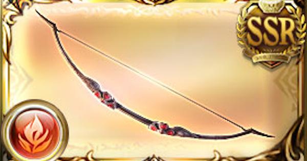 シャーウッドの弓の評価|ロビンフッド英雄武器