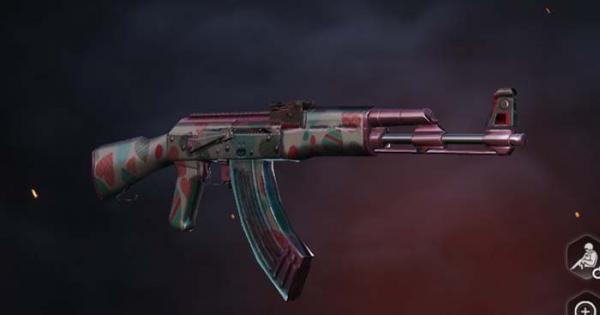 AK-47:キャンディーハニーの見た目・入手方法