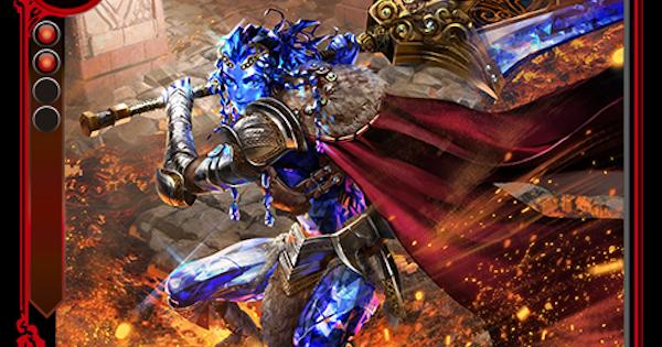 「蒼玉の騎士」宝石人サファイアのカード情報と評価
