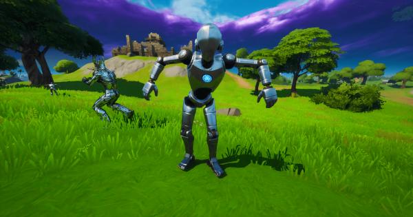 スターク社のロボットをダンスさせる