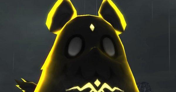 狂霊獣-マスターライル(雷)攻略 狂霊獣討伐戦