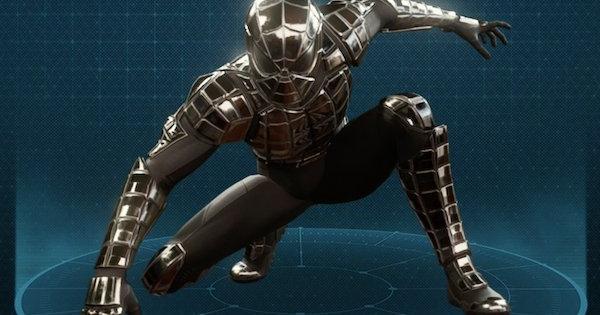 スパイダーアーマー MK1の入手方法