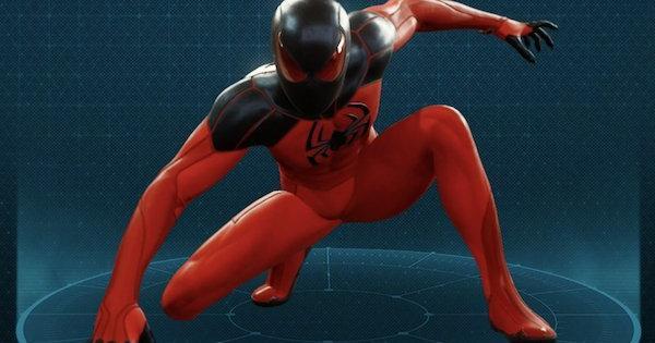 スカーレットスパイダー2スーツの入手方法