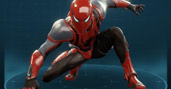 スパイダーアーマー MK3スーツの入手方法とスーツパワー