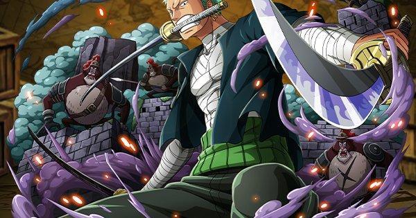 ゾロ(修行/世界最強剣士の門弟)の評価