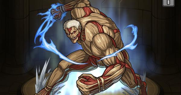 ライナー(鎧の巨人)の最新評価と適正クエスト|進撃の巨人