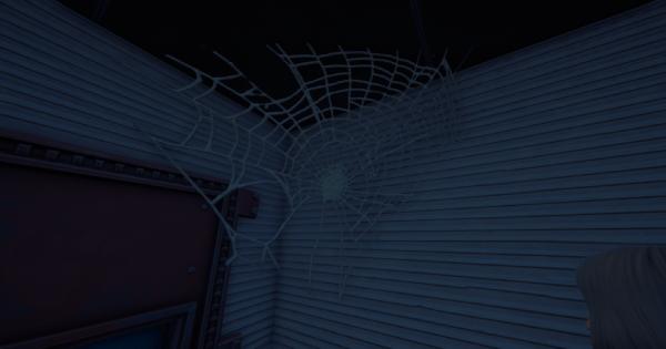 ザ・オーソリティでクモの巣を破壊する