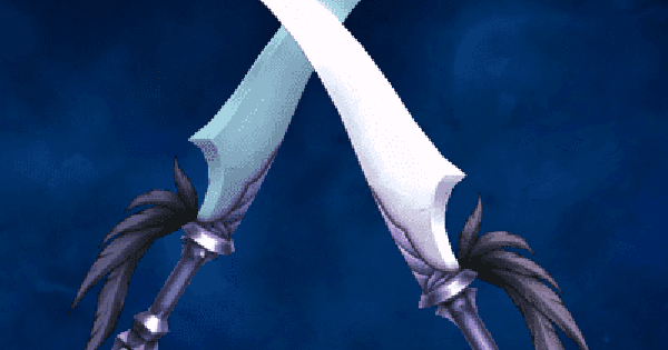 天翔翼<闇双剣>の性能と入手方法