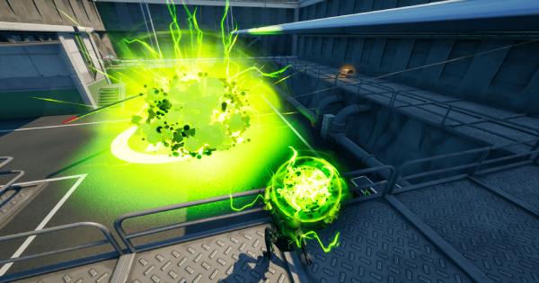 スーパーパワーを使用して敵を撃破する