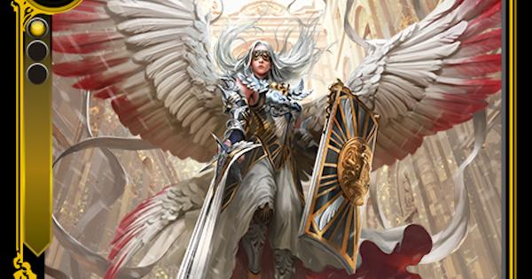 「心眼の天使」戦天使シンのカード情報と評価
