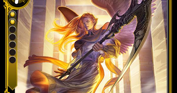 戦天使サイスのカード情報と評価