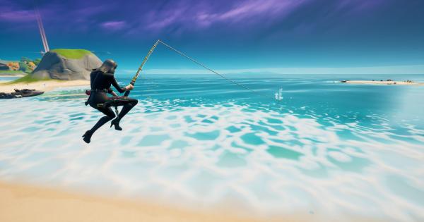 魚を釣る   エクストラバガンザウィーク2