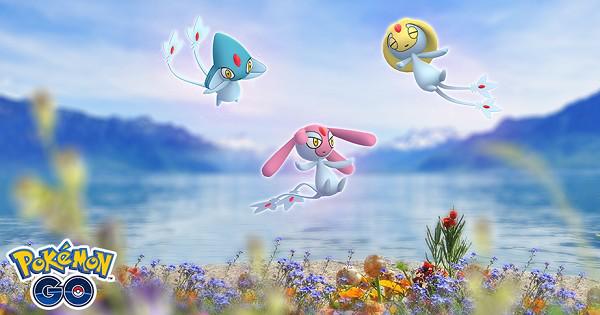 湖の神話イベント開催!UMAが伝説レイドに復活!