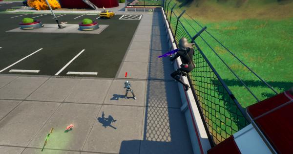 スターク社のロボット、ギャザラー、またはゴージャーを撃破する
