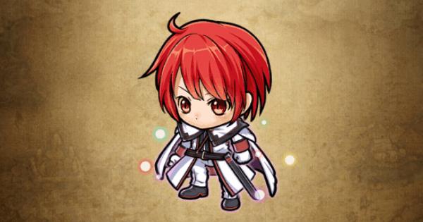精霊騎士ユリウスの制服の性能と入手方法