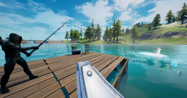 魚を釣る   チャプター2シーズン5