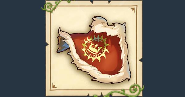 栄冠のマントの効果と入手方法