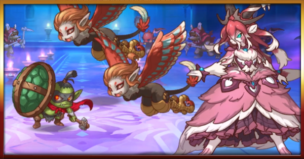 魔物の姫sp(スペシャル)攻略と各モード討伐編成