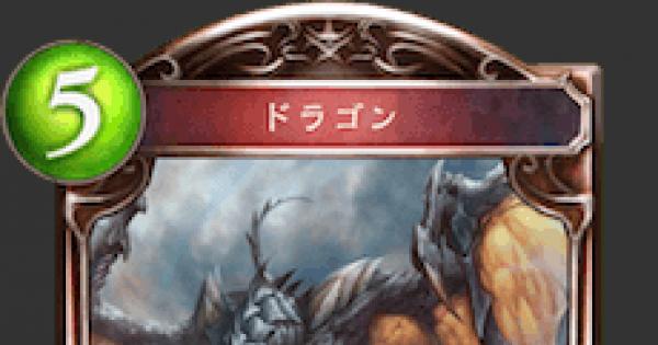 ドラゴンの情報