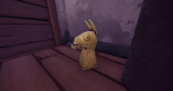 ザ・スパイア付近で黄金の遺物を発見する