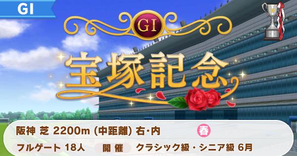 宝塚記念の開催時期と勝ち方