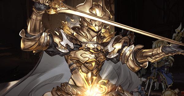 『黄金の騎士』PROUD攻略/行動表|天上征伐戦第5弾ボス