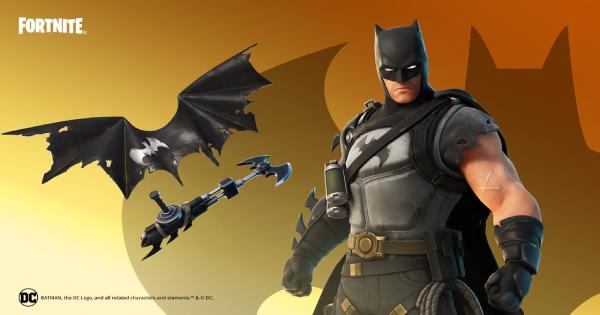 スキン「バットマン ゼロ」の情報