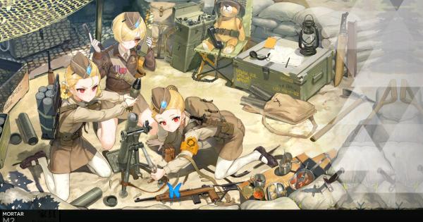 M2(重装部隊)のステータスとスキル