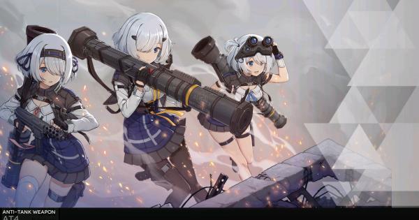 AT4(重装部隊)のステータスとスキル